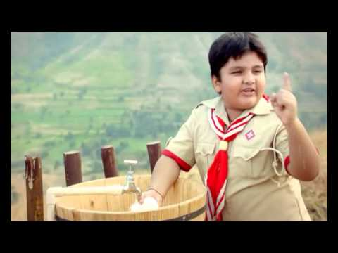 Avneet in Life Buoy commercial
