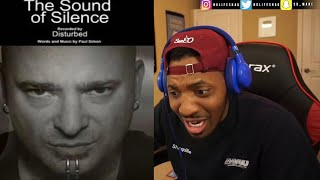 Disturbed   The Sound Of Silence | REACTION