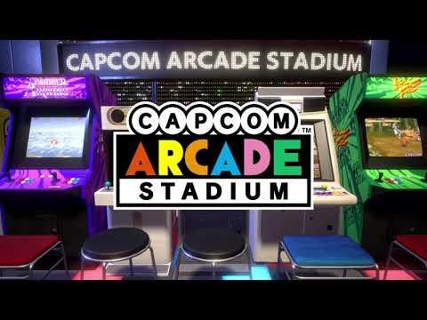 Second trailer des Game Awards 2020  de Capcom Arcade Stadium