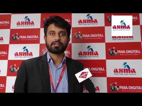 Mr. Vikrant Satsangi, Manager Education Advocacy, Microsoft at ASMA Annual Convention 2017