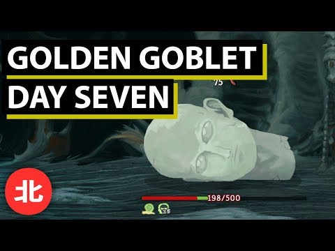 Slay the Spire Golden Goblet - Day Seven (Northernlion's Perspective)