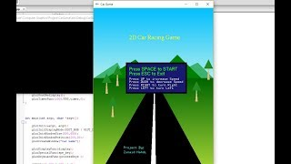 2d car racing game opengl projects with source code - Thủ