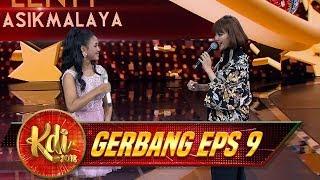 Tantangan Dari Master Rina Nose Untuk Lenty Menyanyikan Lagu Sunda  - Gerbang KDI Eps 9 (2/8)