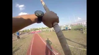 GoPro First Person PoleVault