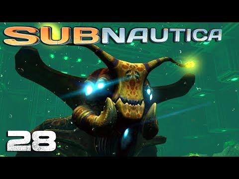 Největší Leviathan v Subnautice - Subnautica S4 - Díl 28 - Nakashi