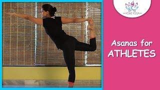 Natarajasana || Dancer Pose || Yoga For Athletes