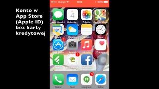 Konto w app store bez karty kredytowej