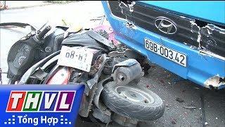 THVL | Tai nạn giao thông liên hoàn trên quốc lộ 1A