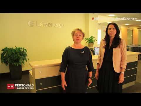 INGA KOLA | LATVENERGO personāla vadības direktore, SANTA USTRISOVA | LATVENERGO Baltijas personāla vadītājs