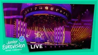 Efi Gjika   Barbie   LIVE   Albania 🇦🇱   Junior Eurovision 2018