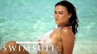 Myla Dalbesio's String Bikini Leaves Nothing To The Imagination | Sports Illustrated Swimsuit