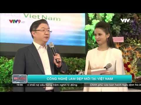 [VTV9 - Tin tức] Điều chỉnh gương mặt không phẫu thuật bằng chỉ Ultra V Lift