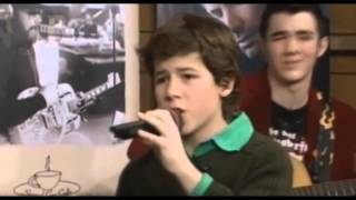 Nick Jonas And Brothers FIRST PERFORMANCE 2004 (Please be mine +Dear God)