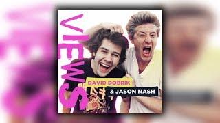 We Need To Raise $500,000 (Podcast #6) | VIEWS With David Dobrik And Jason Nash