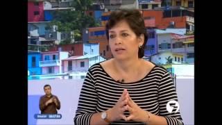 Pilar Vela en Pensamiento Crítico de EcuadorTV