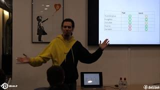 Meetup Bitcoin Cash Paris - Amaury Séchet