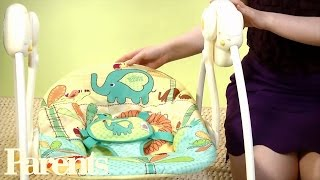 How to Choose a Baby Swing | Parents
