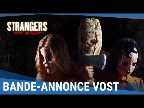 Strangers : Prey at Night Paramount Pictures France