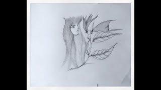 How To Draw A Girl Face Side View ฟร ว ด โอออนไลน ด ท ว ออนไลน