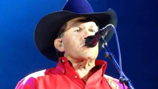 George Strait singing River of Love