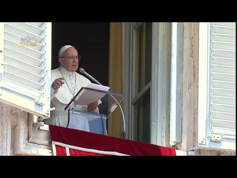 Eucharistie de la Nouvelle Alliance : Angélus du 3 juin 2018