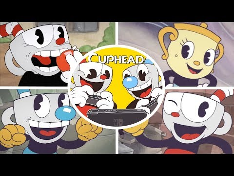 Cuphead - All Trailers (2013-2019)
