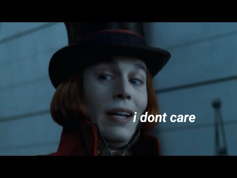 Willy Wonka being a legend for 8 minutes straight...