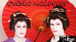 Japan Gay Travel: Stefans Transformation Into A Geisha In Tokyo