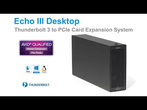 Sonnet Echo III Desktop