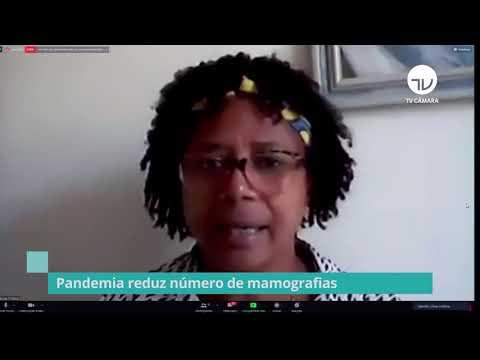Pandemia reduz número de mamografias – 26/10/20