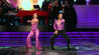 Jackie Guerrido y Jon Secada Dancing (HighDef)