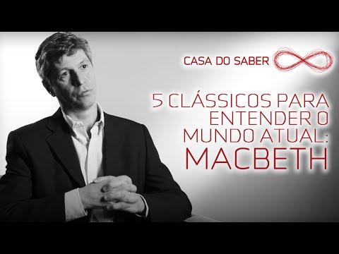 5 clássicos para entender o mundo atual: Macbeth | José Garcez Ghirardi
