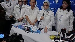 BPOM Temukan Kosmetik Ilegal dengan Kandungan Berbahaya Beredar Bebas, Berikut Daftar Terbarunya