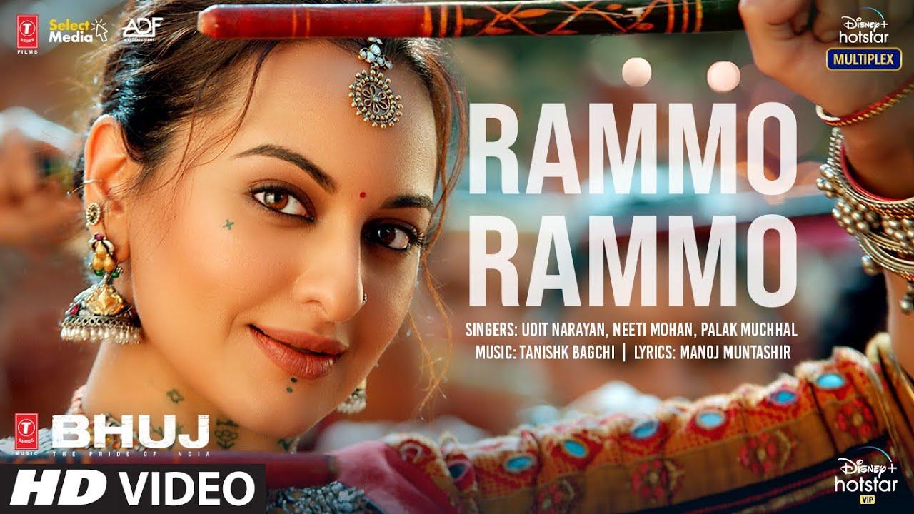 Rammo Rammo Song   Bhuj: The Pride Of India   Sonakshi S   Udit N,Neeti M,Tanishk B, Manoj M