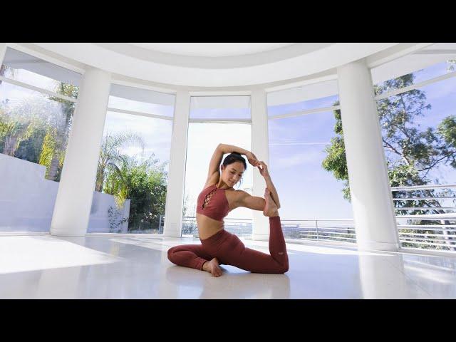 Happy Hamstrings Flexibility Flow – Briohny Smyth