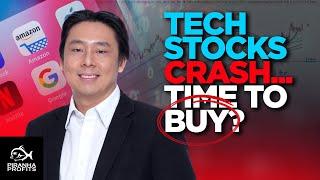 Акции технологических компаний рушатся ... Время покупать?