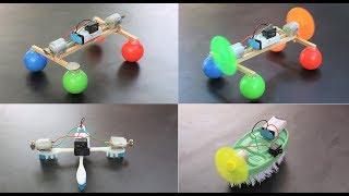 4 amazing ideas DIY toys