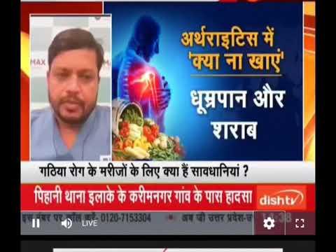 Thumbnail of video - Health Talk Of Dr. Gaurav Gupta On ZeeTV News