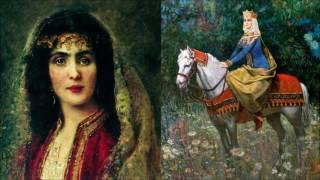 Царица Тамара - царица Грузии из династии Багратионов. Рассказывает Наталия Ивановна Басовская.