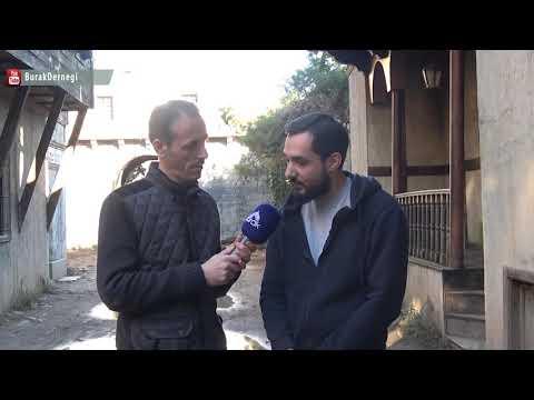Yusuf Aytekin-Söğütlü Osman-Payitaht Abdülhamid Setinde Kudüs Mikrofonu Röportaj
