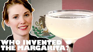The History of The Margarita Cocktail