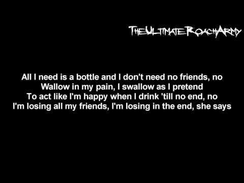 Papa Roach - Binge [EP Version] {Lyrics on screen} HD