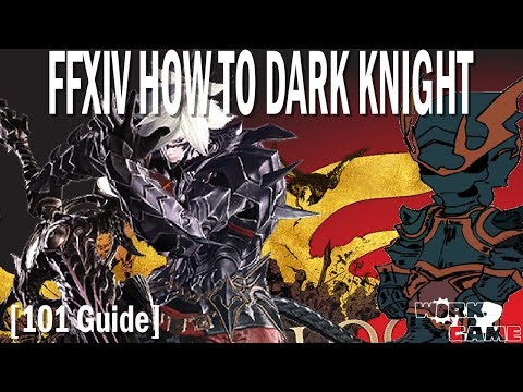 Final Fantasy XIV Dark Knight Tanking and Controller Guide [Updated