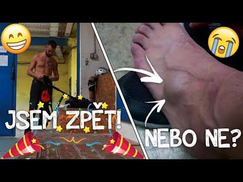 JSEM ZPĚT! .... NEBO NE? | Freestyle Scootering #4