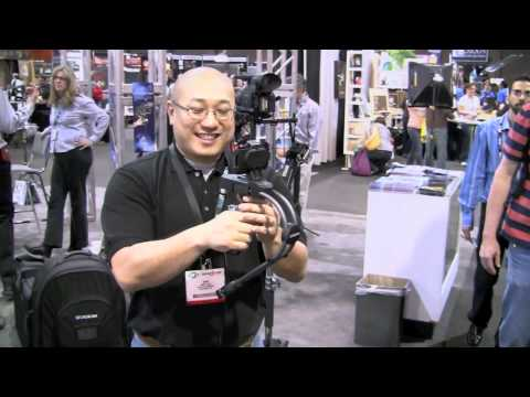 2011 WPPI Coverage - Tiffen - Stedicam