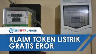 Klaim Token Listrik Gratis di Whatsapp Error, Begini Keterangan PLN