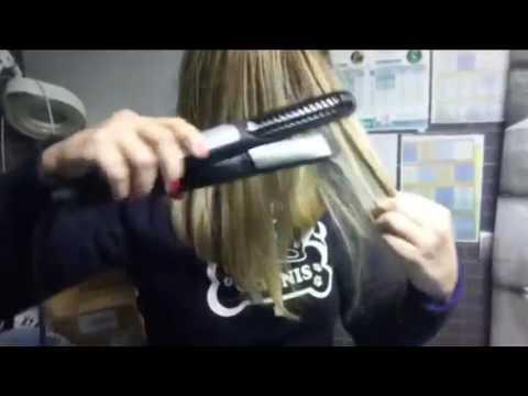 Braun Satin Hair 5 IONTEC ST570   Plancha de pelo para alisado