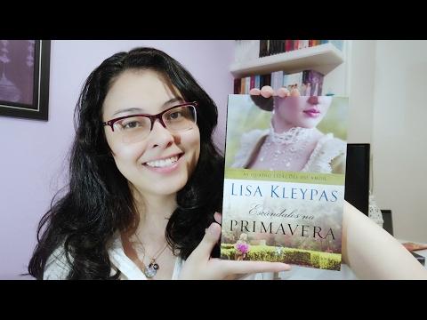 Escândalos na Primavera - Lisa Kleypas (As Quatro Estações do Amor #4) | Resenha