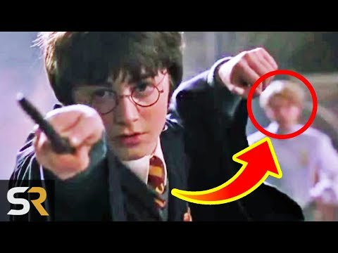 10 Glaring Movie Mistakes That Slipped Through Undetected