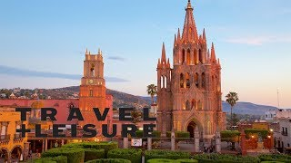 San Miguel de Allende in 360: Voted T+L's World's Best City 2017!   Travel + Leisure